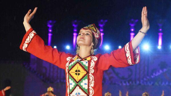Празднование Навруза в Душанбе - Sputnik Тоҷикистон
