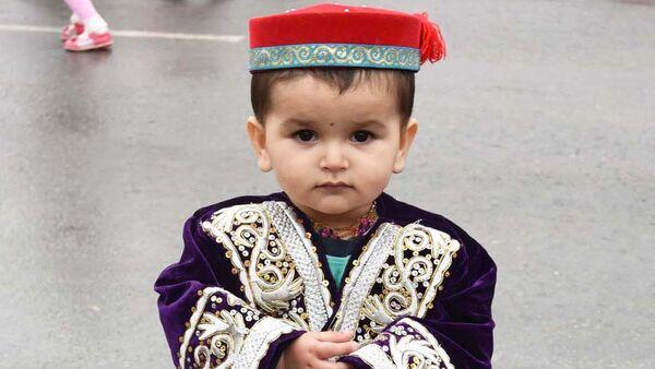 Ребенок, архивное фото - Sputnik Таджикистан