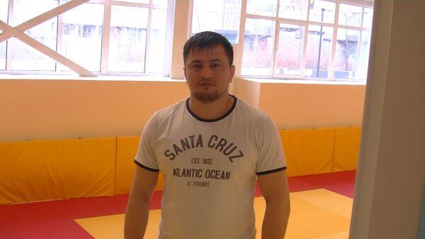 Известный таджикский дзюдоист Расул Бокиев  - Sputnik Таджикистан