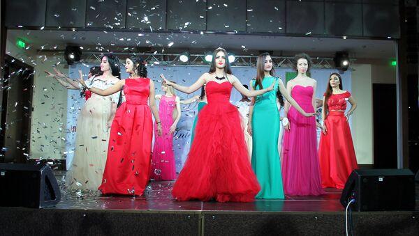 Конкурс красоты Miss International в Харькове - Sputnik Таджикистан