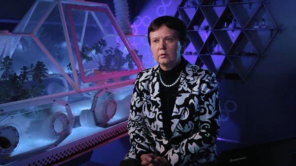 Маргарита Левинских, архивное фото - Sputnik Таджикистан
