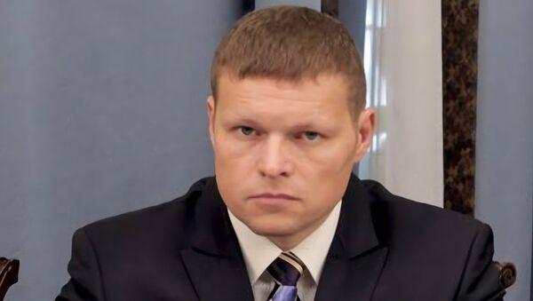 Ярослав Щербинин, председатель межрегионального профсоюза Таксист - Sputnik Таджикистан