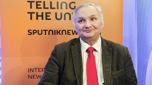 Политолог Андрей Суздальцев - Sputnik Тоҷикистон