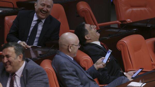 Турецкие политики - Sputnik Таджикистан