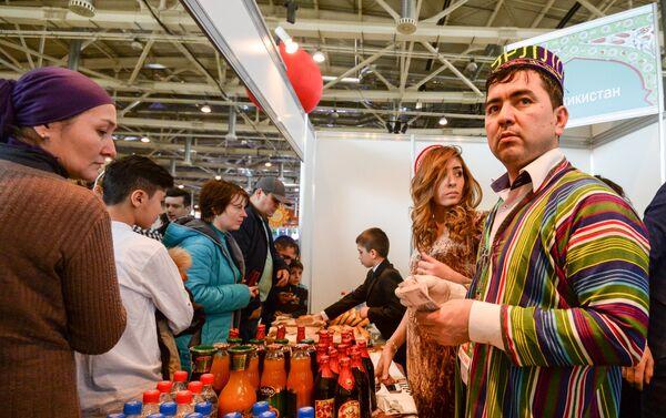 Навруз на ВДНХ, павильон Таджикистана - Sputnik Таджикистан
