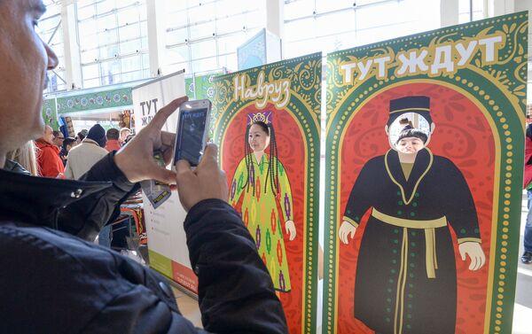 Навруз на ВДНХ - Sputnik Таджикистан