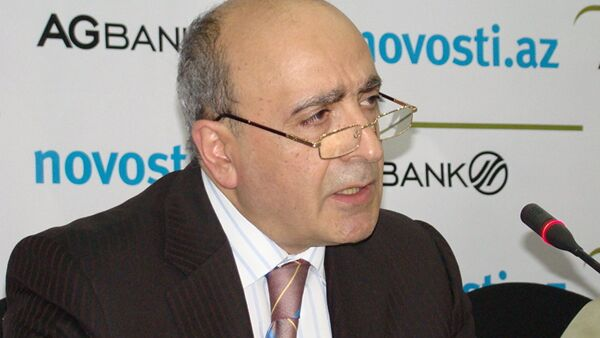 Политический эксперт Расим Мусабеков, архивное фото - Sputnik Таджикистан