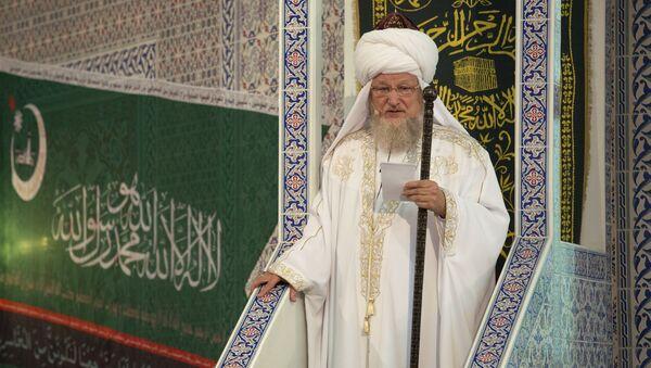 Верховный муфтий России Талгат Таджуддин, архивное фото - Sputnik Таджикистан