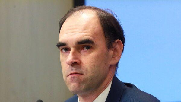 Генеральный директор информационно-аналитического агентства Telecom Daily Денис Кусков - Sputnik Таджикистан