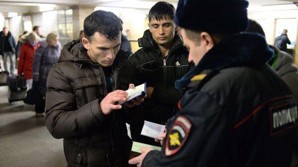Усиление мер безопасности в Москве - Sputnik Тоҷикистон