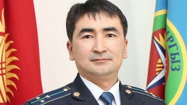 Пресс-секретарь Государственной таможенной службы КР Жаманак Мусурканов, архивное фото - Sputnik Таджикистан