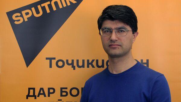 Умед Джайхани, архивное фото - Sputnik Таджикистан