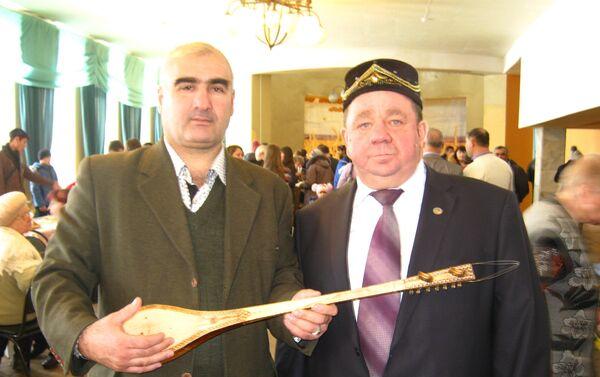 Таджики Владимирской области - Sputnik Таджикистан