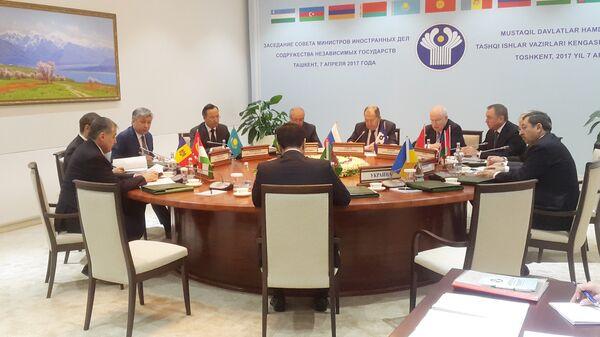 Заседание СМИД СНГ в Ташкенте, архивное фото - Sputnik Таджикистан