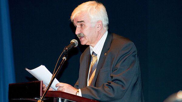 Эксперт по геополитике, член-корреспондент Российской академии естественных наук Константин Соколов - Sputnik Таджикистан