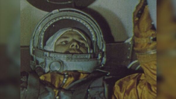 Первый в истории человечества полет в космос. Архивные кадры - Sputnik Таджикистан