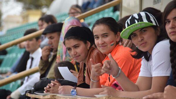 Лучшие моменты женской сборной Таджикистана по футболу в отборочном туре кубка Азии - Sputnik Таджикистан