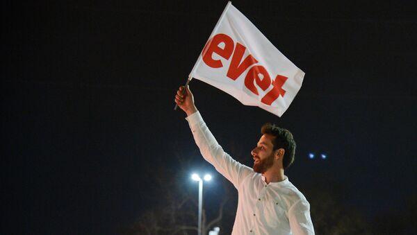 Референдум по изменению конституции Турции - Sputnik Таджикистан
