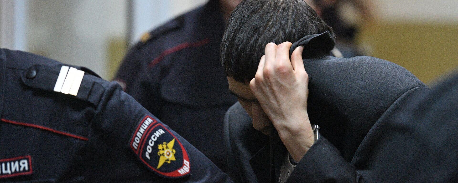 Рассмотрение ходатайства следствия об аресте А. Азимова в Басманном суде - Sputnik Таджикистан, 1920, 11.11.2020