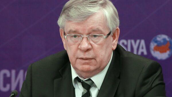 Исполняющий обязанности генерального секретаря ОДКБ В. Семериков - Sputnik Таджикистан