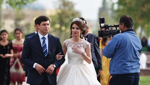 Таджикская свадьба - Sputnik Тоҷикистон