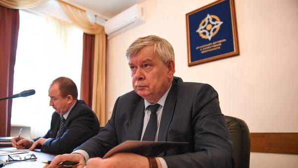 Исполняющий обязанности генсека ОДКБ Валерий Семериков - Sputnik Таджикистан