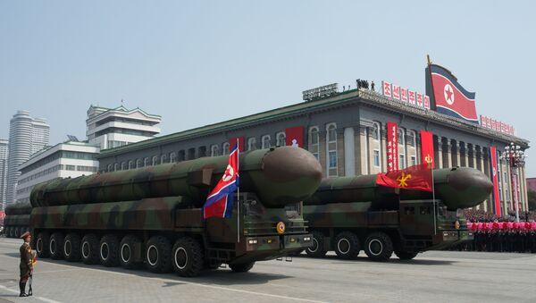 Праздничные мероприятия, посвященные 105-й годовщине со дня рождения Ким Ир Сена, в КНДР - Sputnik Таджикистан