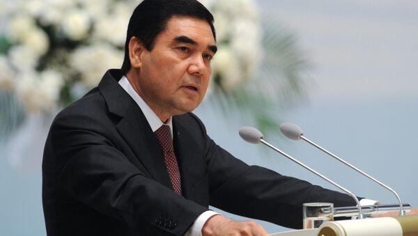 Президент Туркменистана Гурбангулы Бердымухамедов, архивное фото - Sputnik Таджикистан