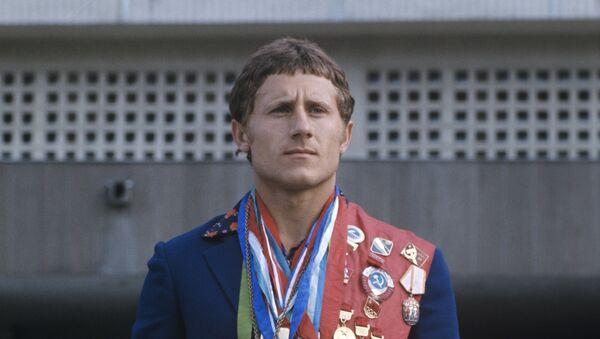 Олимпийский чемпион по гребле Юрий Лобанов - Sputnik Таджикистан