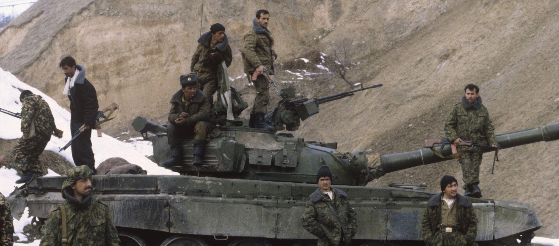 Гражданская война в Таджикистане - Sputnik Тоҷикистон, 1920, 22.02.2021