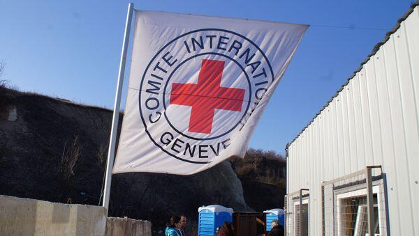 Международный комитет Красного Креста - Sputnik Тоҷикистон