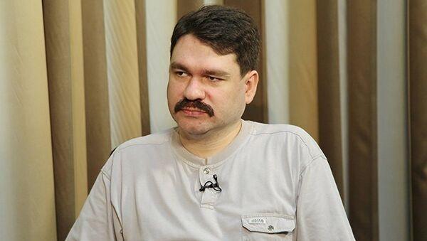 Политолог Павел Салин - Sputnik Таджикистан