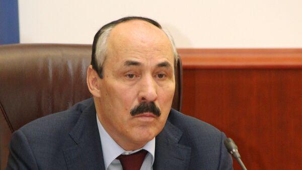 Глава республики Дагестан Рамазан Абдулатипов - Sputnik Тоҷикистон