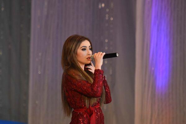 Певица Севинч Муминова - Sputnik Таджикистан