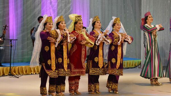 Дни культуры Узбекистана в Таджикистане - Sputnik Таджикистан