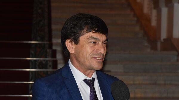 Народний артист Таджикистана Афзалшо Шодиев - Sputnik Таджикистан