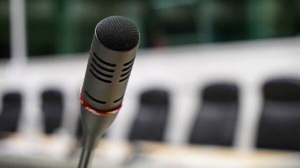 Микрофон - Sputnik Таджикистан