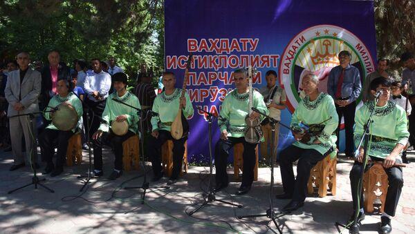 Фестиваль ремесленников 2017 в Душанбе - Sputnik Таджикистан