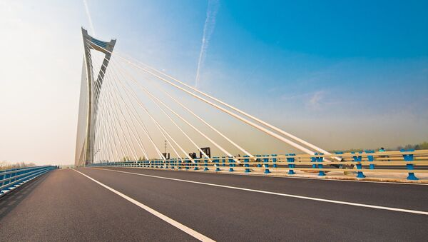 Мост Чаоху, архивное фото - Sputnik Таджикистан