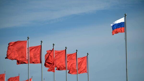 Рабочая поездка президента РФ В. Путина в Китай - Sputnik Таджикистан