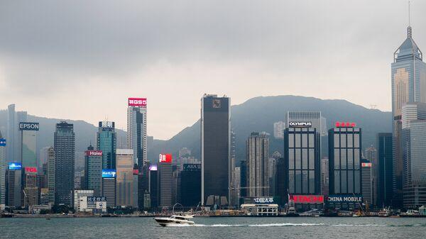 Гонконг, архивное фото - Sputnik Таджикистан
