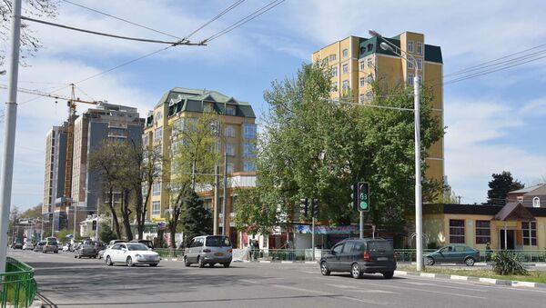 Душанбе, архивное фото - Sputnik Таджикистан