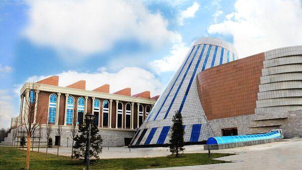Национальный музей Таджикистана, архивное фото - Sputnik Таджикистан