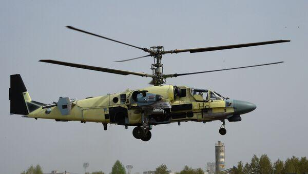 Вертолет Ка-52, архивное фото - Sputnik Таджикистан