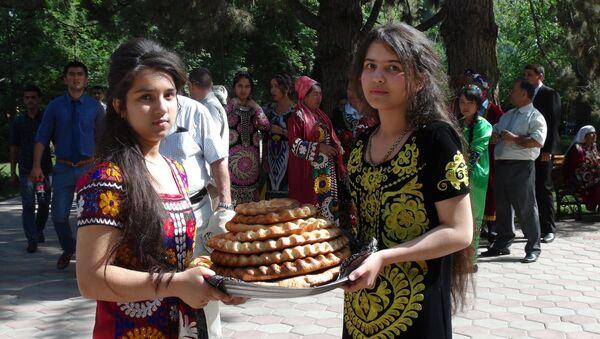 Кулинарный фестиваль в Душанбе - Sputnik Таджикистан