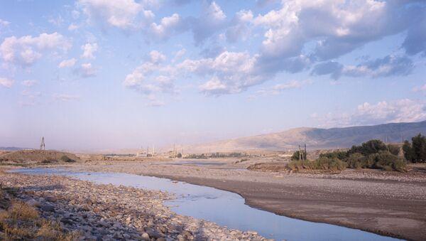 Река Чирчик, архивное фото - Sputnik Тоҷикистон