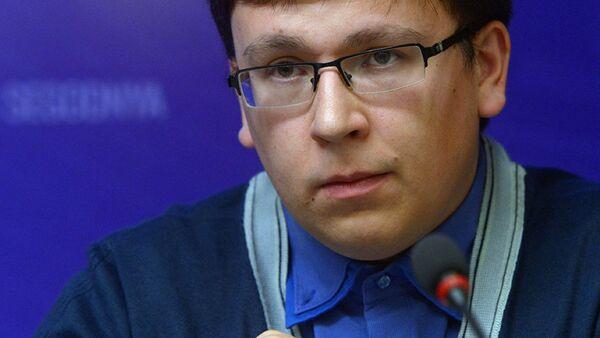Григорий Лукьянов - Sputnik Таджикистан