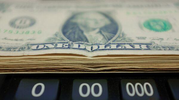 Доллары США, архивное фото - Sputnik Таджикистан