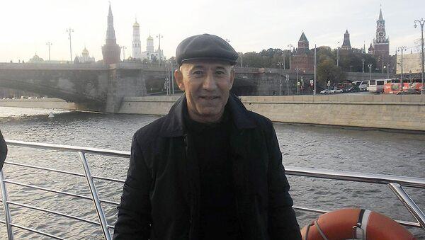 Ильхом Нарзиев - Sputnik Таджикистан
