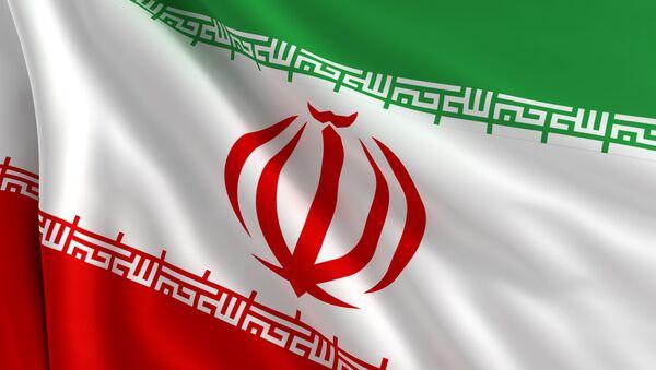 Флаг Ирана, архивное фото - Sputnik Тоҷикистон